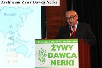 Prof. Bolesław Rutkowski