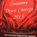 Światowy Dzień Chorego 2013