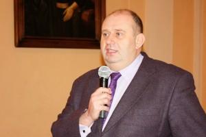 dr hab. Piotr Przybyłowski - Wojewódzki Konsultant w dziedzinie Transplantologii Klinicznej (fot. Piotr Bargiel)